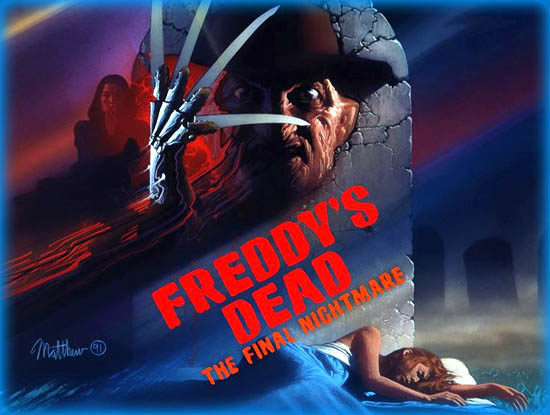 Freddy's Dead: The Final Nightmare (A Nightmare on Elm Street 6) (1991)