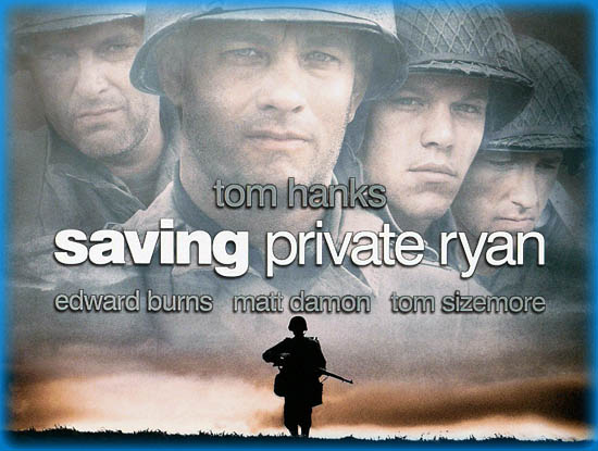 an analysis of the movie saving private ryan Saving private ryan essayswhen i watch this movie, i think of a game of chess each team is a different color, like the different nations fighting against each other.