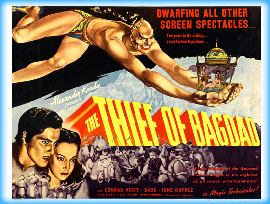 Thief of Bagdad, The (1940)