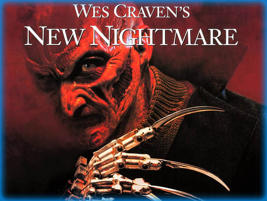 Wes Craven's New Nightmare (A Nightmare on Elm Street 7) (1994)