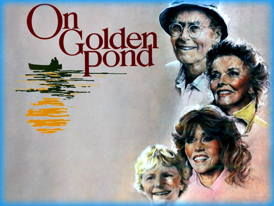 mark rydells on golden pond essay On golden pond (1981) published by the massie twins director: mark rydell actors: katharine hepburn, henry fonda, jane fonda, doug canoeing on the pond.
