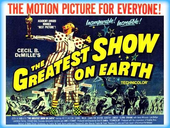 Greatest Show on Earth, The (1952)