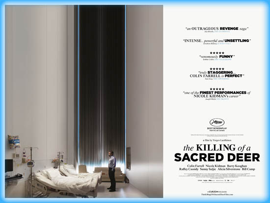 Killing of a Sacred Deer, The (2017)