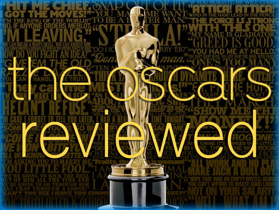 Every Best Picture Oscar Winner Reviewed!