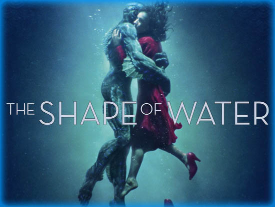 Shape of Water, The (2017)