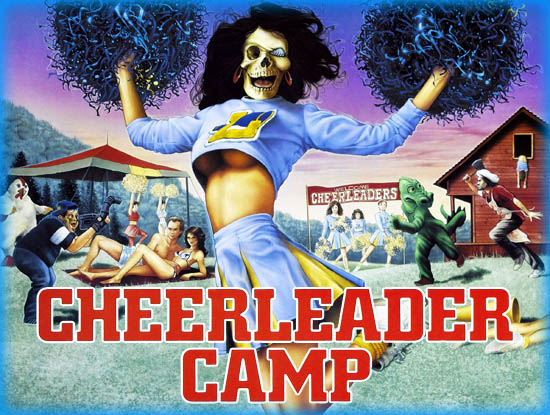 Cheerleader Camp (Bloody Pom Poms) (1988)