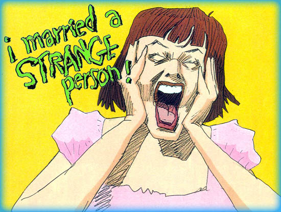 I Married a Strange Person! (1998)