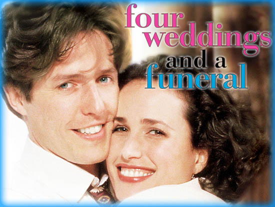 Four Weddings And A Funeral 1994 Movie Review Film Essay