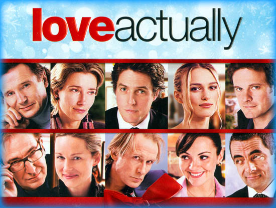 Love Actually 2003 Movie Review Film Essay