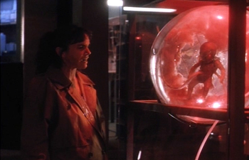 movie review the unborn 1991 starring brooke adams