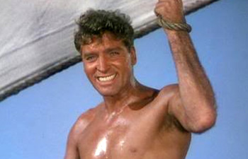 The Crimson Pirate 1952 Burt Lancaster, Nick Cravat, Eva Bartok, Torin Thatcher, Leslie Bradley, Margot Grahame
