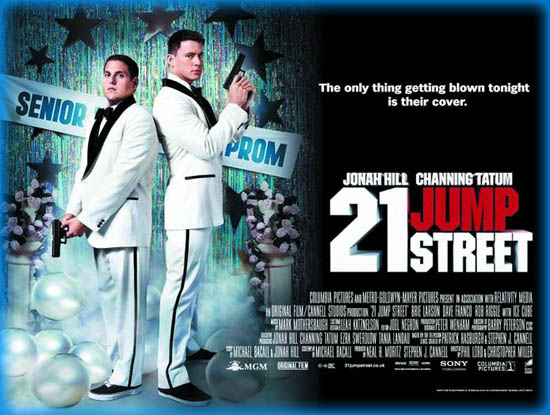 21 Jump Street 2012 Movie Review Film Essay