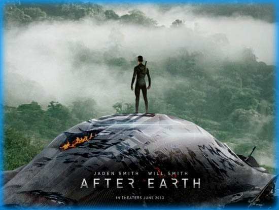 After Earth 2013 Movie Review Film Essay