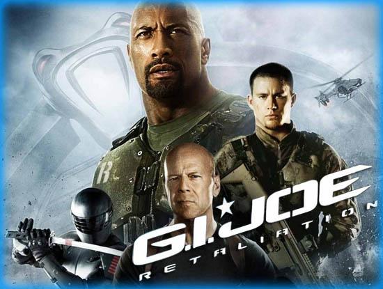G I Joe Retaliation 2013 Movie Review Film Essay
