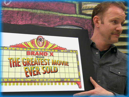 the greatest movie ever sold analysis