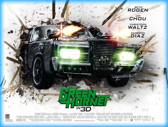 The Green Hornet 2011 Movie Review Film Essay