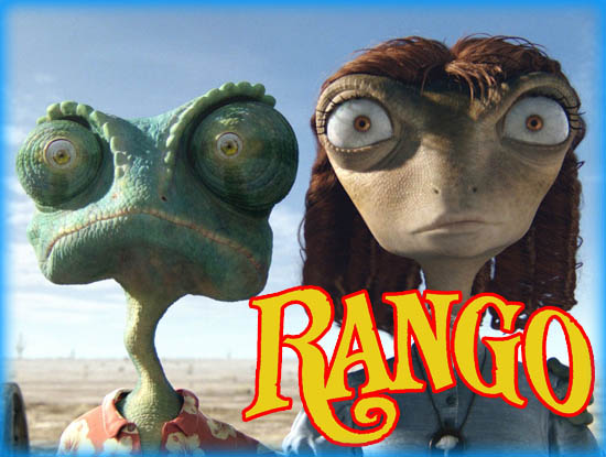 Rango 2011 Movie Review Film Essay