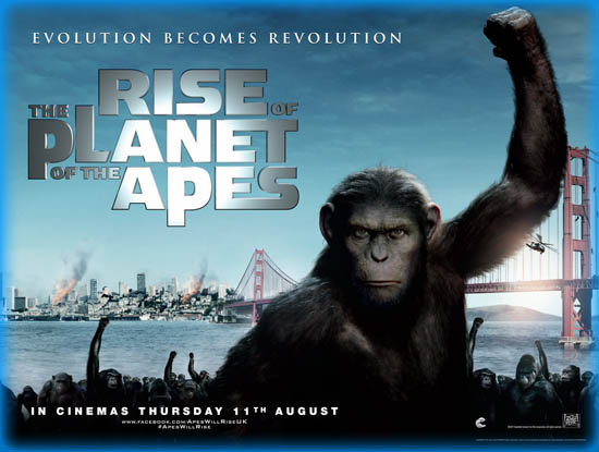 Rise Of The Planet Of The Apes 2011 Movie Review Film Essay