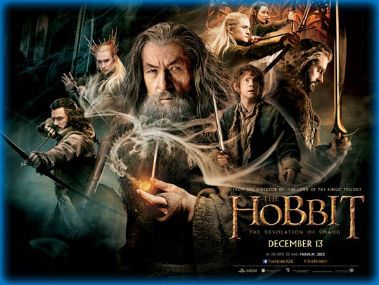 The Hobbit The Desolation Of Smaug 2013 Movie Review Film Essay