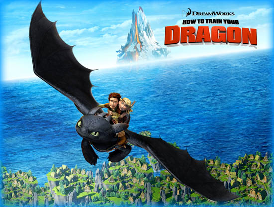 How To Train Your Dragon 2010 Movie Review Film Essay