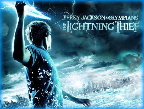 Percy Jackson The Olympians The Lightning Thief 2010 Movie Review Film Essay