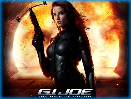 G I Joe The Rise Of Cobra 2009 Movie Review Film Essay