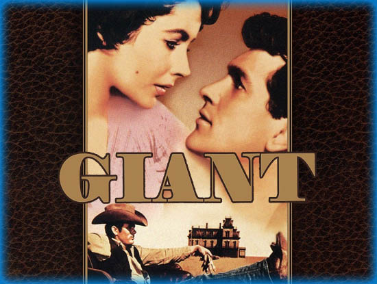 Giant (1956) - Movie Review / Film Essay
