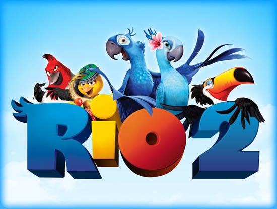 Rio 2 2014 Movie Review Film Essay