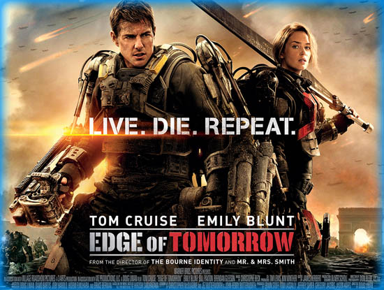 Edge Of Tomorrow 2014 Movie Review Film Essay