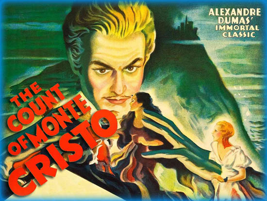 The Count of Monte Cristo (1934) - Movie Review / Film Essay