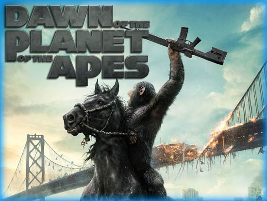 Dawn Of The Planet Of The Apes 2014 Movie Review Film Essay