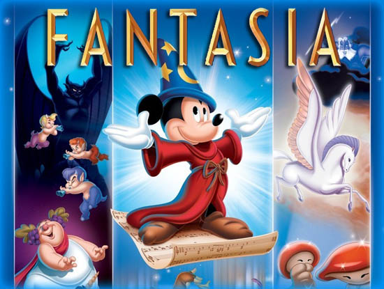 "Smoldering Rose: Monday at the Movies: ""Fantasia"" (1940) 
