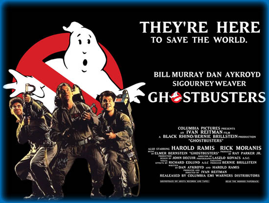 Ghostbusters 1984 Movie Review Film Essay