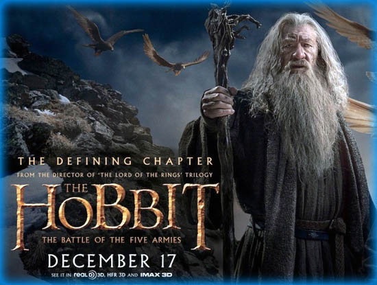 The Hobbit The Battle Of The Five Armies 2014 Movie Review Film Essay