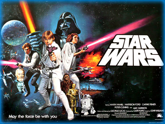 Star Wars (Star Wars: A New Hope) (1977) - Movie Review / Film Essay
