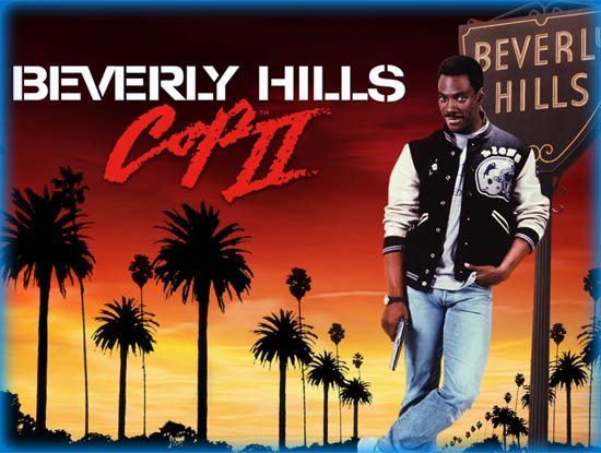 Beverly Hills Cop Ii 1987 Movie Review Film Essay