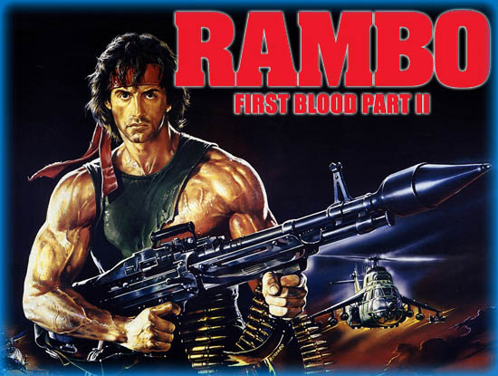 Rambo First Blood Part Ii 1985 Movie Review Film Essay