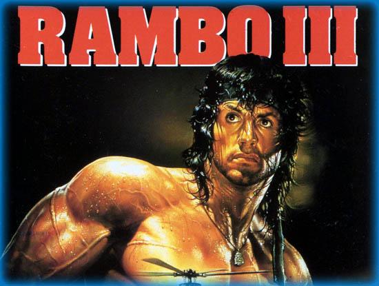 Rambo Iii 1988 Movie Review Film Essay