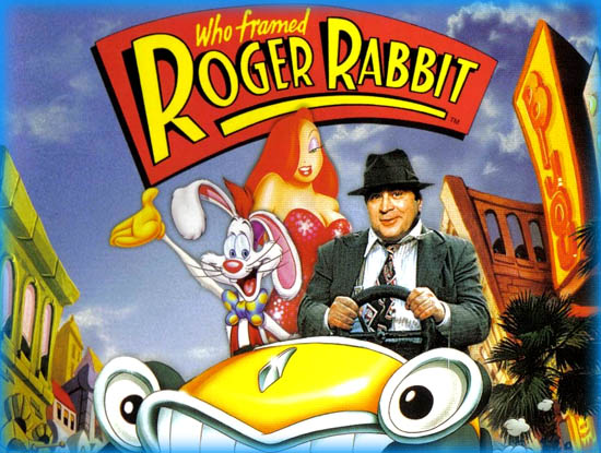 Who Framed Roger Rabbit 1988 Movie Review Film Essay