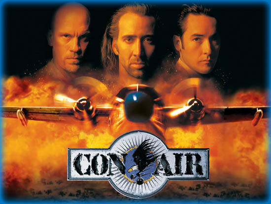 Con Air 1997 Movie Review Film Essay