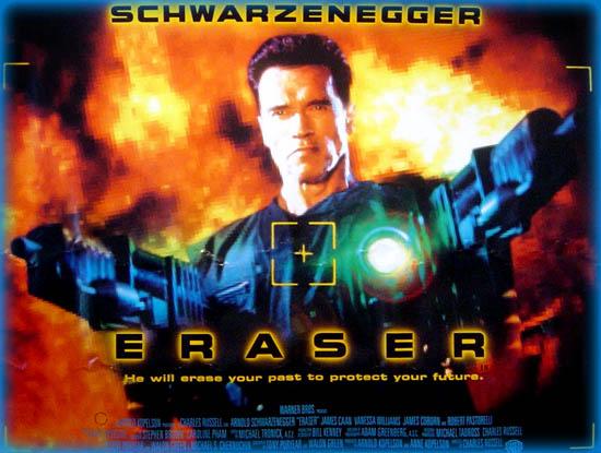 Eraser 1996 Movie Review Film Essay