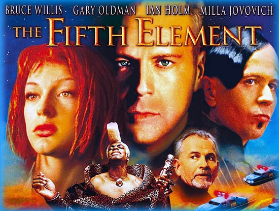 The Fifth Element 1997 Movie Review Film Essay