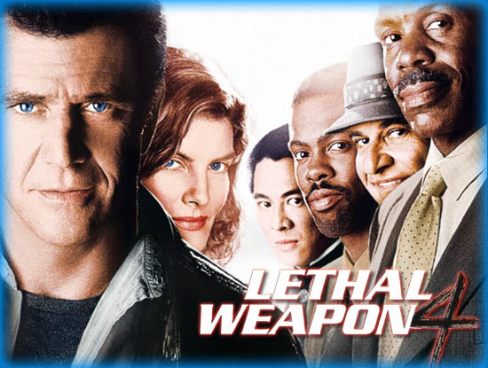 Lethal Weapon 4 1998 Movie Review Film Essay