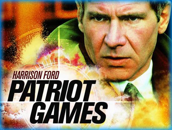 patriot games trailer
