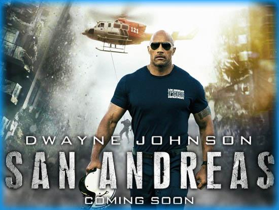 San Andreas 2015 Movie Review Film Essay