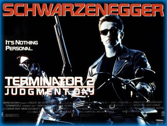 Terminator 2 Judgment Day 1991 Movie Review Film Essay