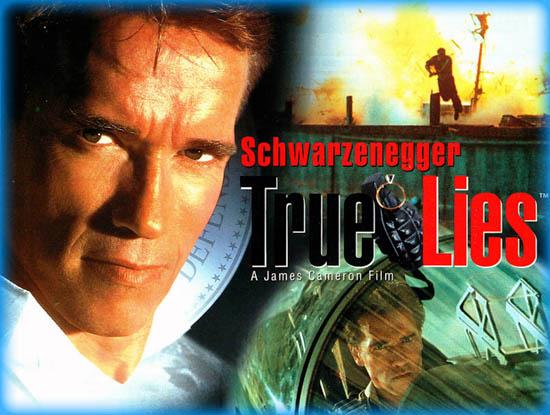 True Lies 1994 Movie Review Film Essay