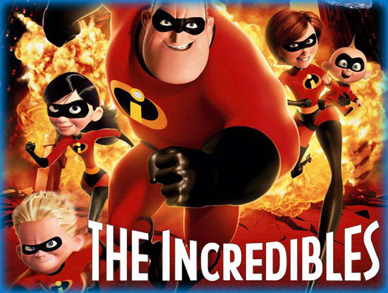 The Incredibles 2004 Movie Review Film Essay