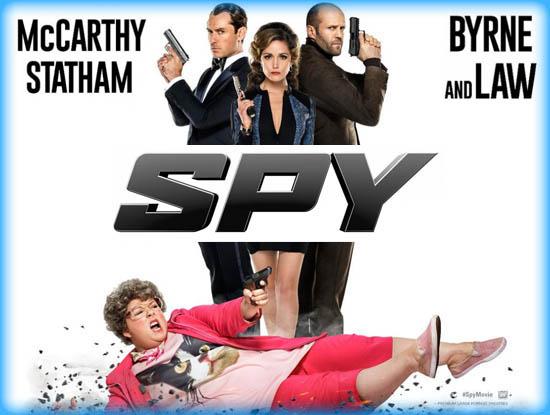 Spy 2015 Movie Review Film Essay