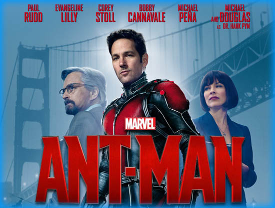 Ant Man 2015 Movie Review Film Essay